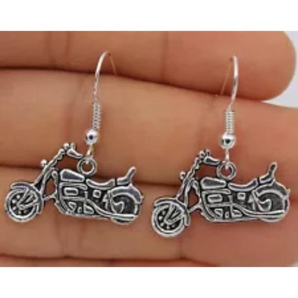 Jewelry - Motorcycle 🏍 Earrings 🏍